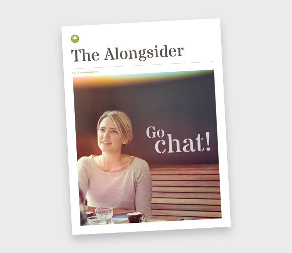 FREE ebook - The Alongsider